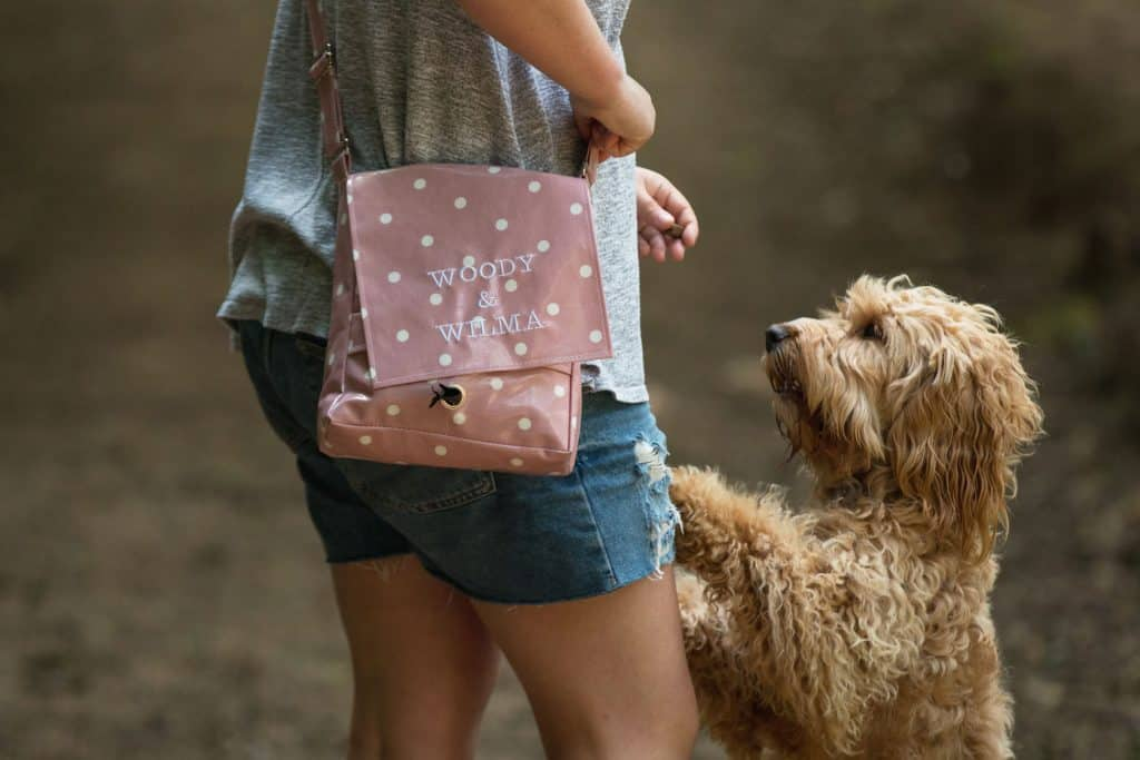 Dog Walking Bag Wilma
