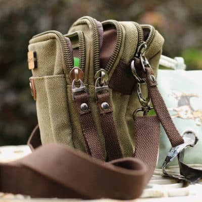 The Dandy Dog Company Stylish Dog Walking Bag