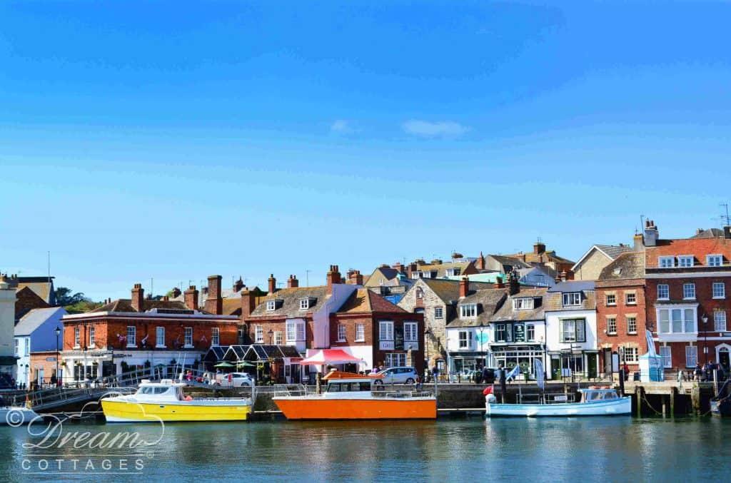 Harbourside Dog Friendly Dream Cottages Dorset.jpg
