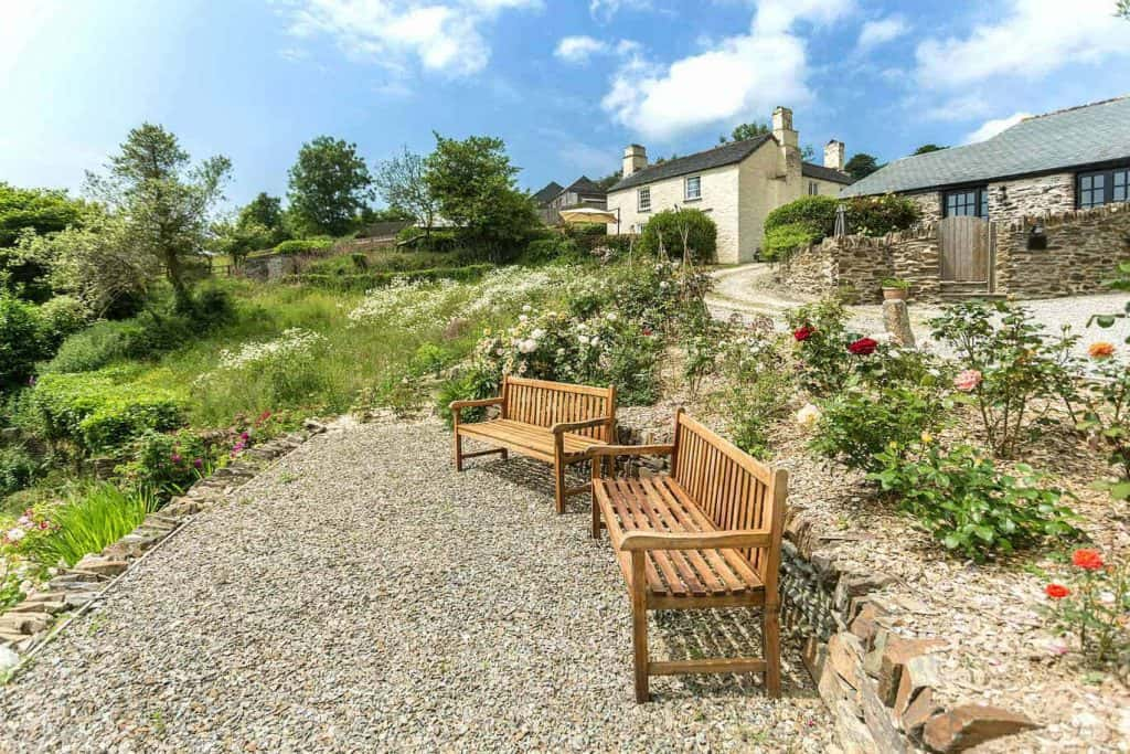 Old Lanwarnick Cottages Dog Friendly Cornwall