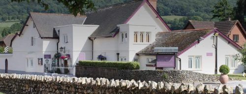 The Salty Monk Sidmouth Dog Friendly Bed and Breakfast Accommodation