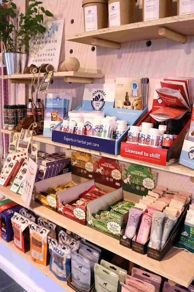 Natural Cornish Pet Supplies St Ives
