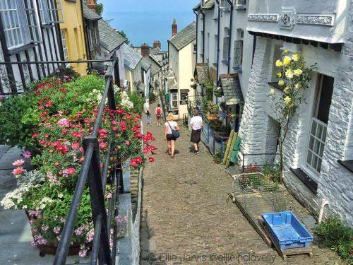 Dogfriendly Clovelly Village Devon.jpg