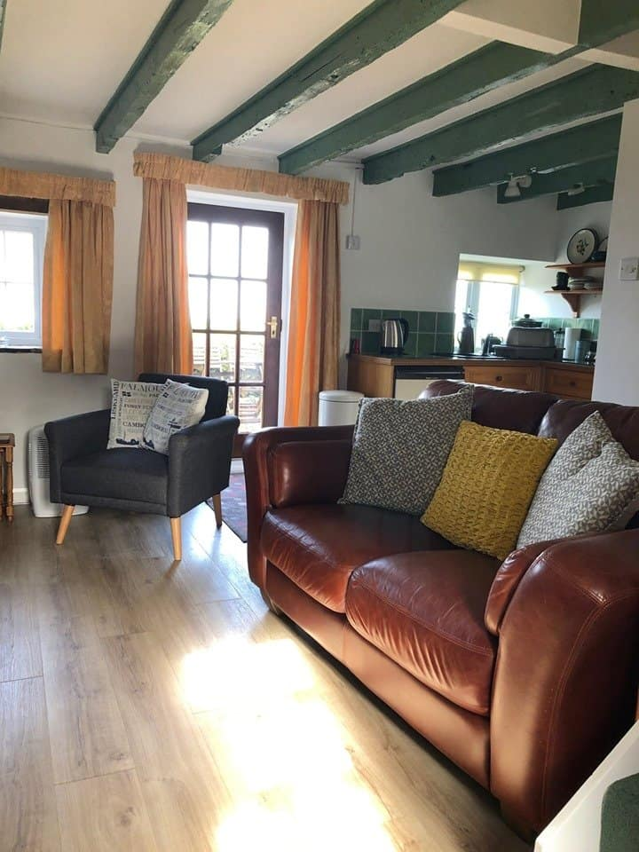 Trenale Court Holiday Cottages Dog Friendly Tintagel