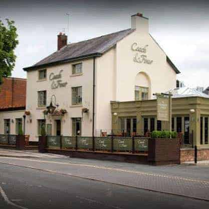 The Coach and Four dog friendly Wilmslow Cheshire.jpg