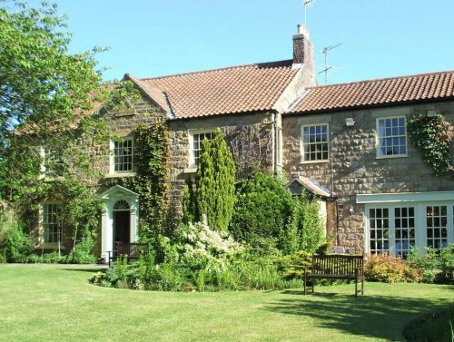 Ox Pasture Hall Hotel Dog Friendly Yorkshire