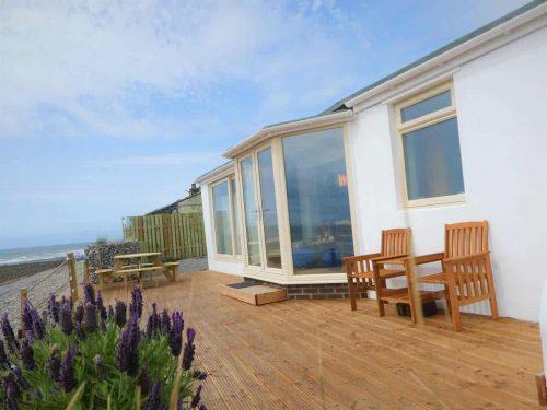 West View Beach House Nethertown Beach Cumbria