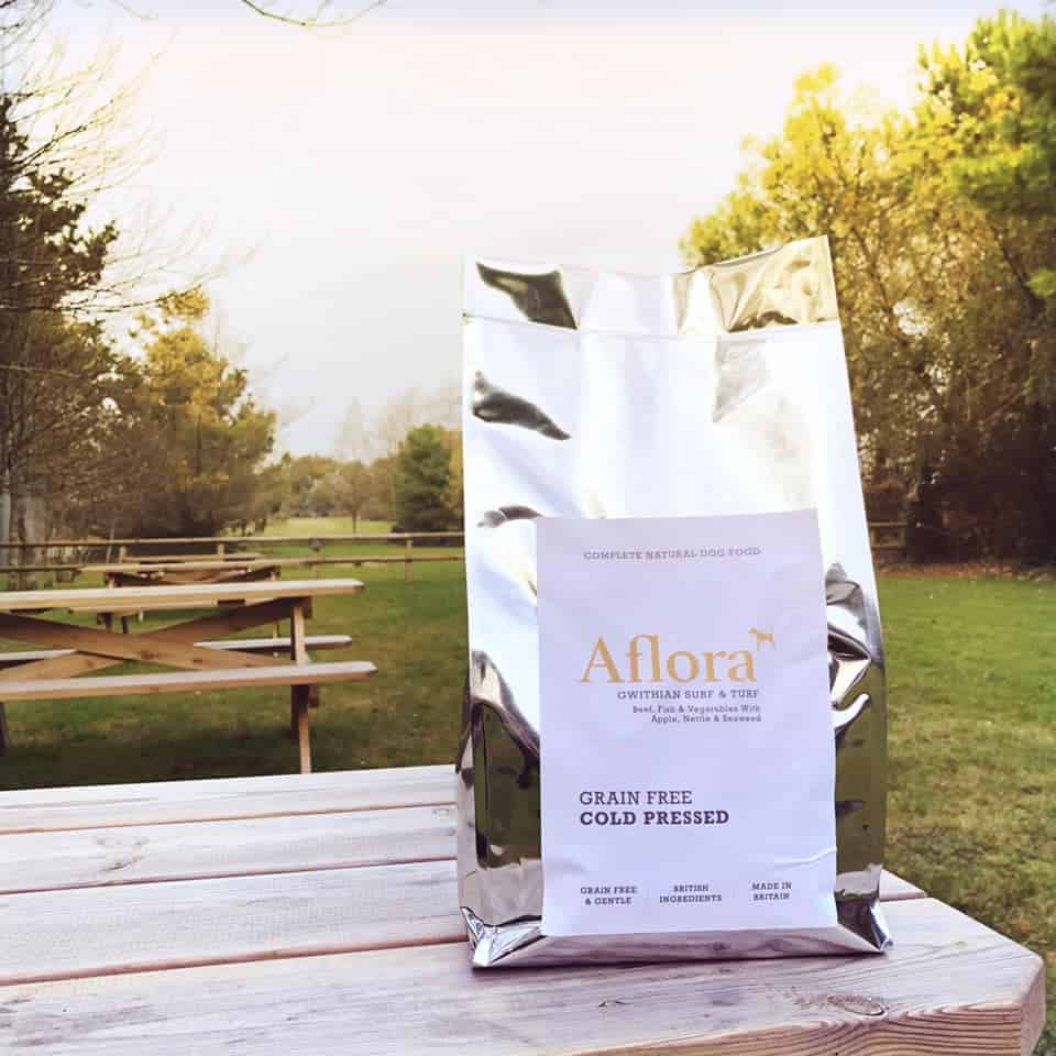 Aflora Gwithian Surf & Turf Cold Pressed Dog Food