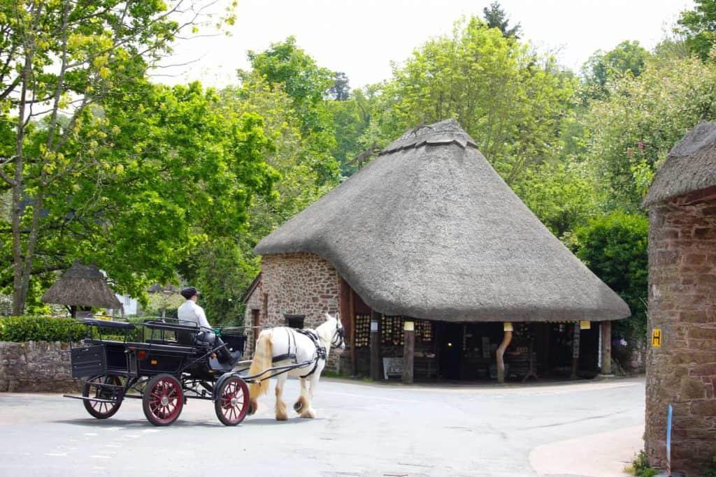 Dog Friendly Devon Cockington Village