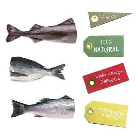 Just Fish Treats White Fish Cubes