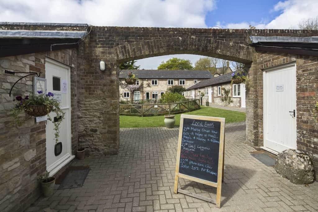 Greenwood Grange Dog Friendly Cottages Dorset