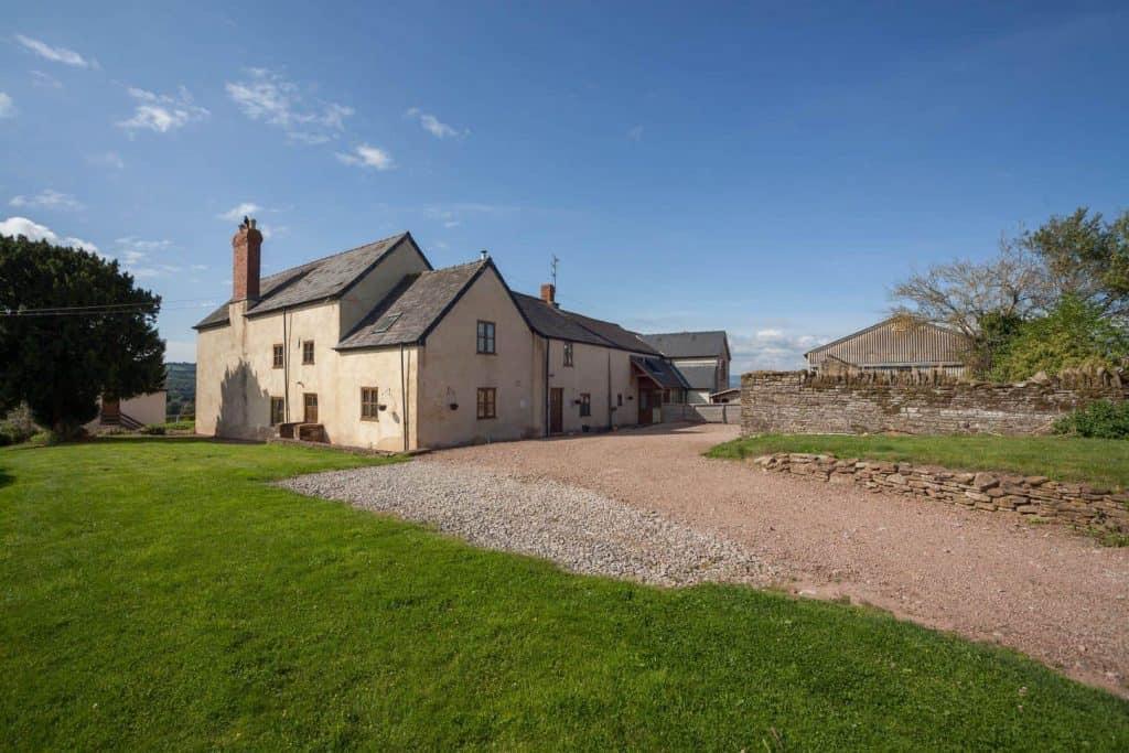 Much Dewchurch Cottages Lowe Farmhouse