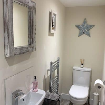 Ensuite Bathroom at The Little Loft St Ives