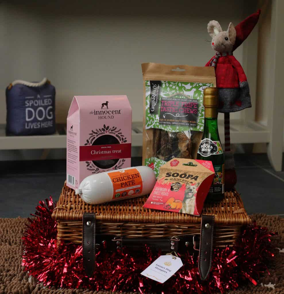 Dedacent Gift Hamper for Dogs
