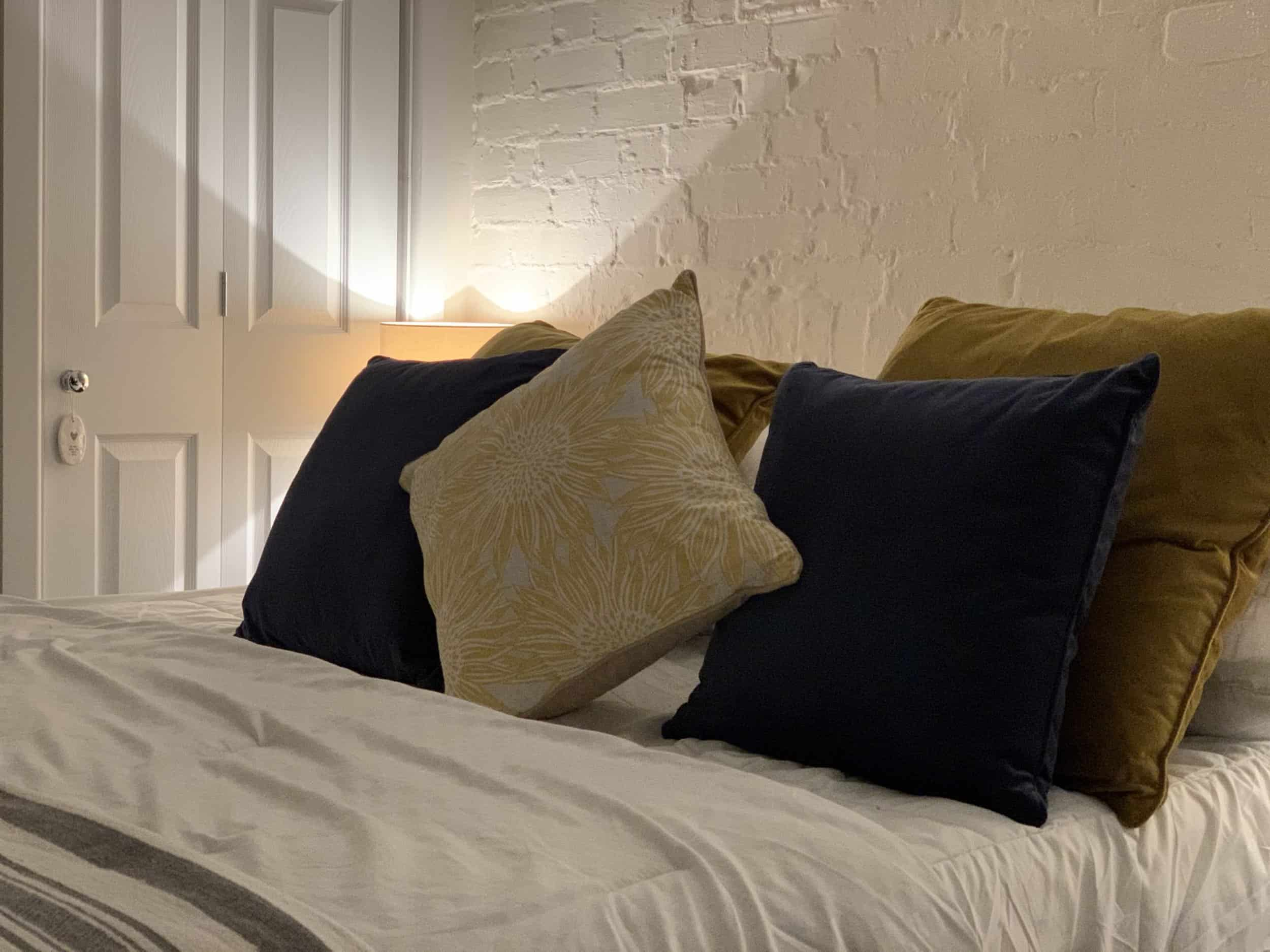Cosy Bedroom at The Little Loft St Ives