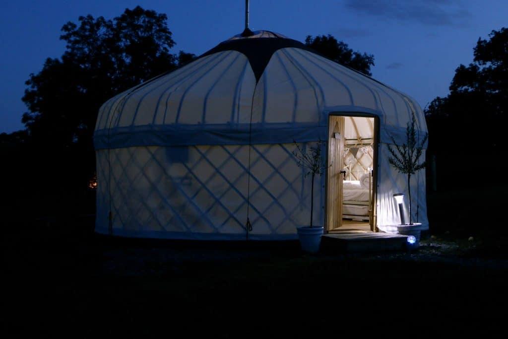 Country Bumpkin Yurts Dog Friendly Glamping