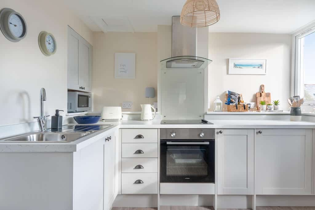 The Little Loft St Ives Kitchen