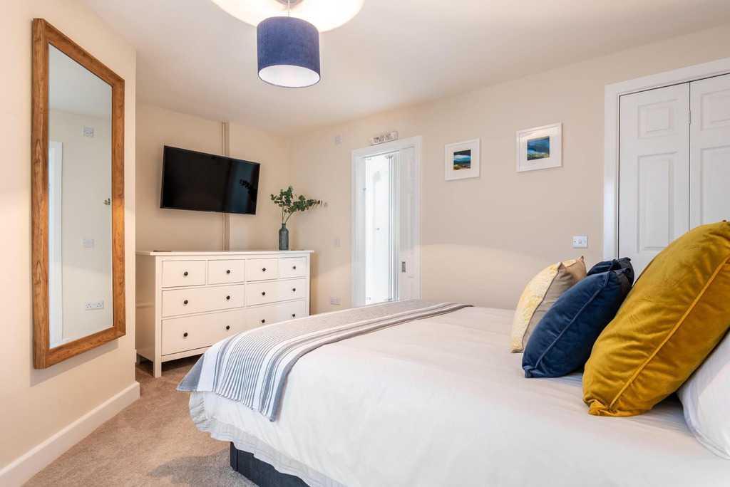 The Little Loft St Ives Bedroom