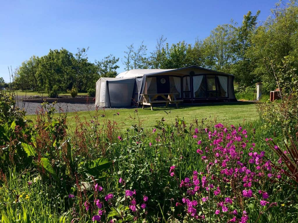 Warcombe Farm Camping Dog Friendly Devon