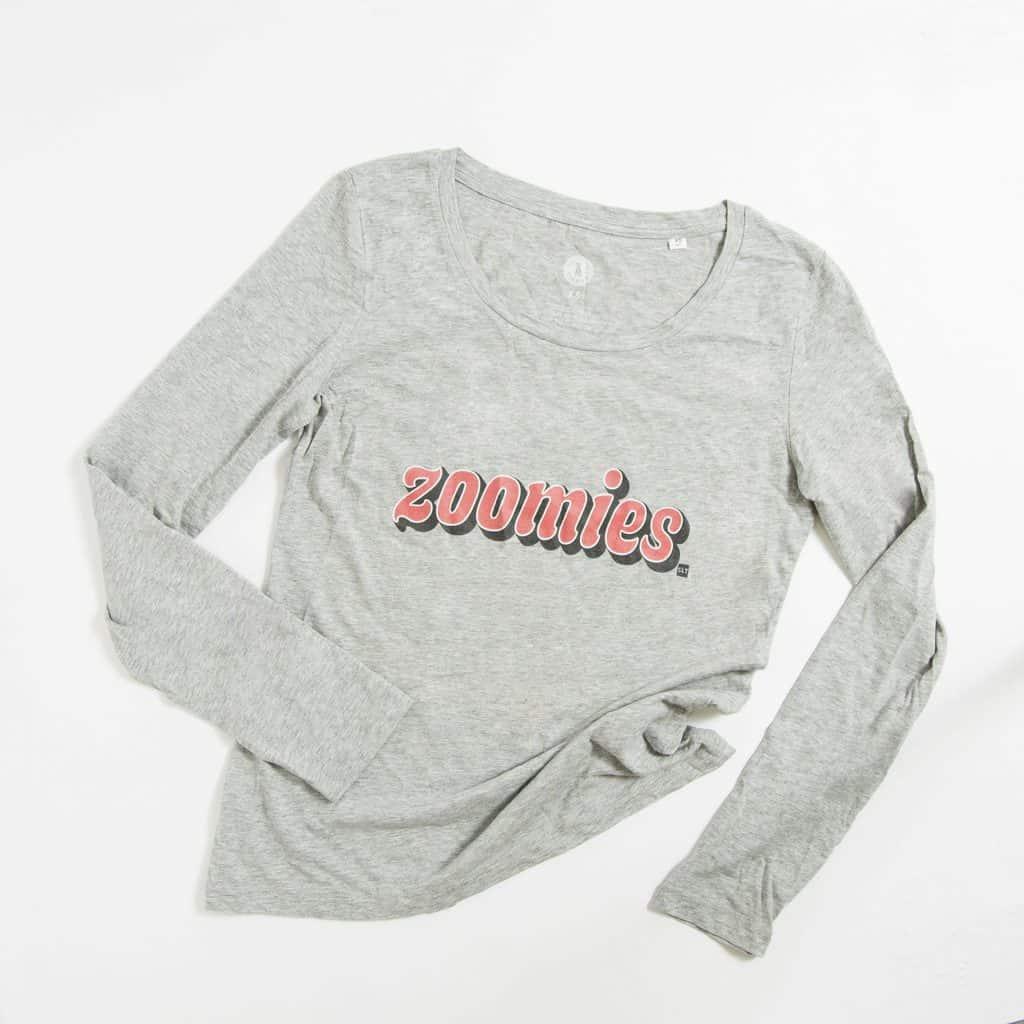 Zoomies Long Sleeved T Shirt