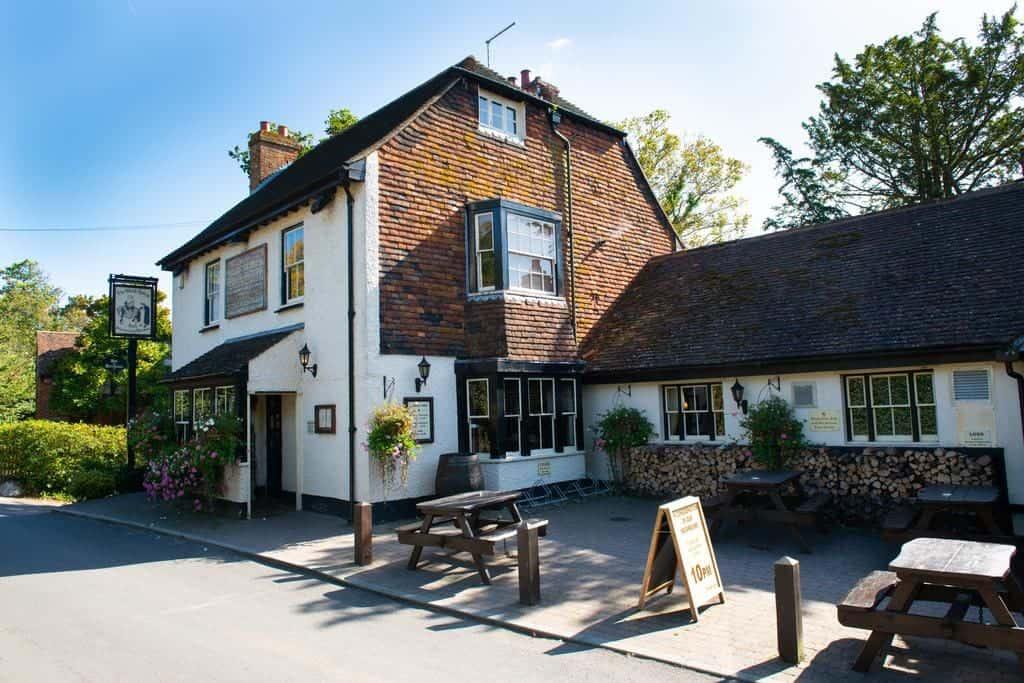 The Black Horse Inn Dog Friendly Pub Maidstone Kent
