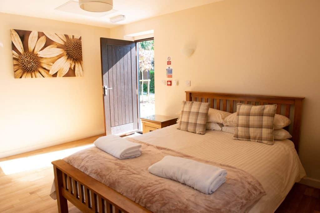 The Black Horse Inn Bedroom Maidstone Kent