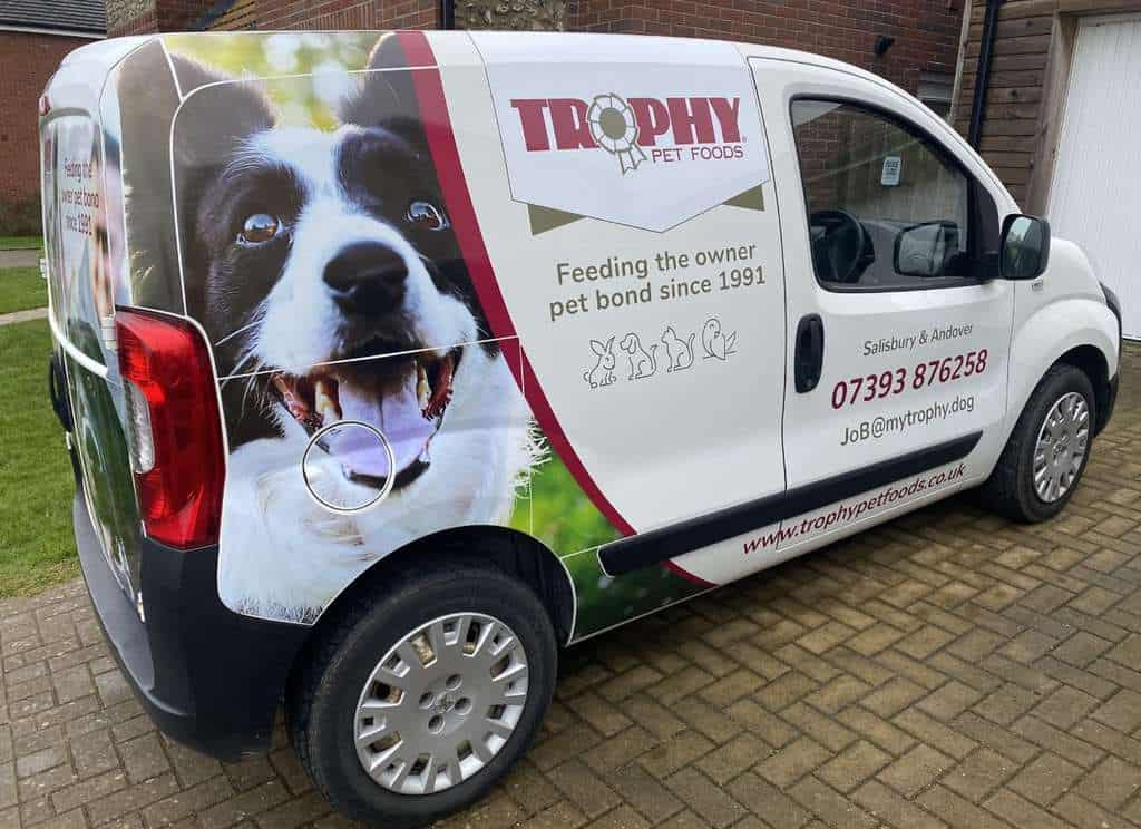 Trophy Pet Foods Home Delivery
