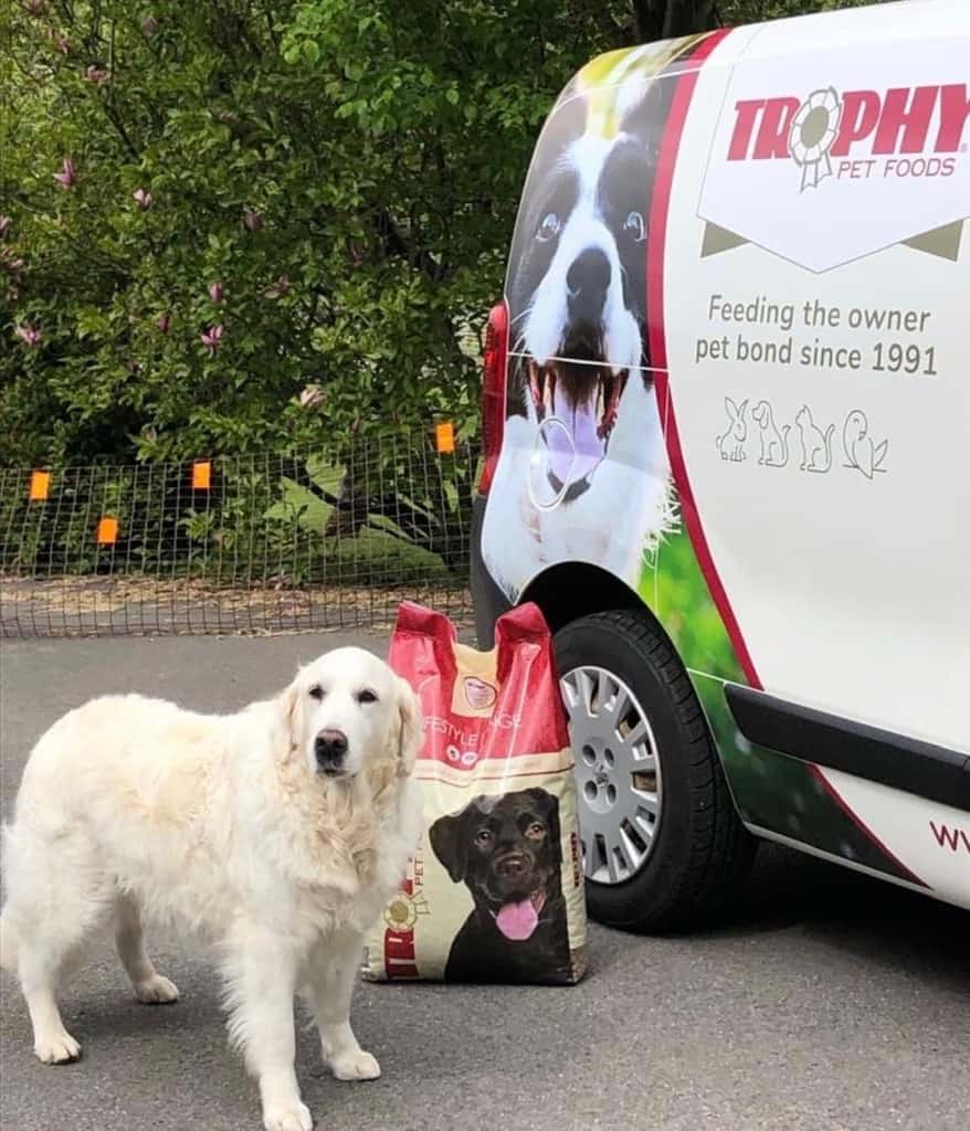 Trophy Pet Foods Dog Food