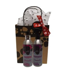 DERMANATURAL Pet Naturals DOG GIFT SET 200ml
