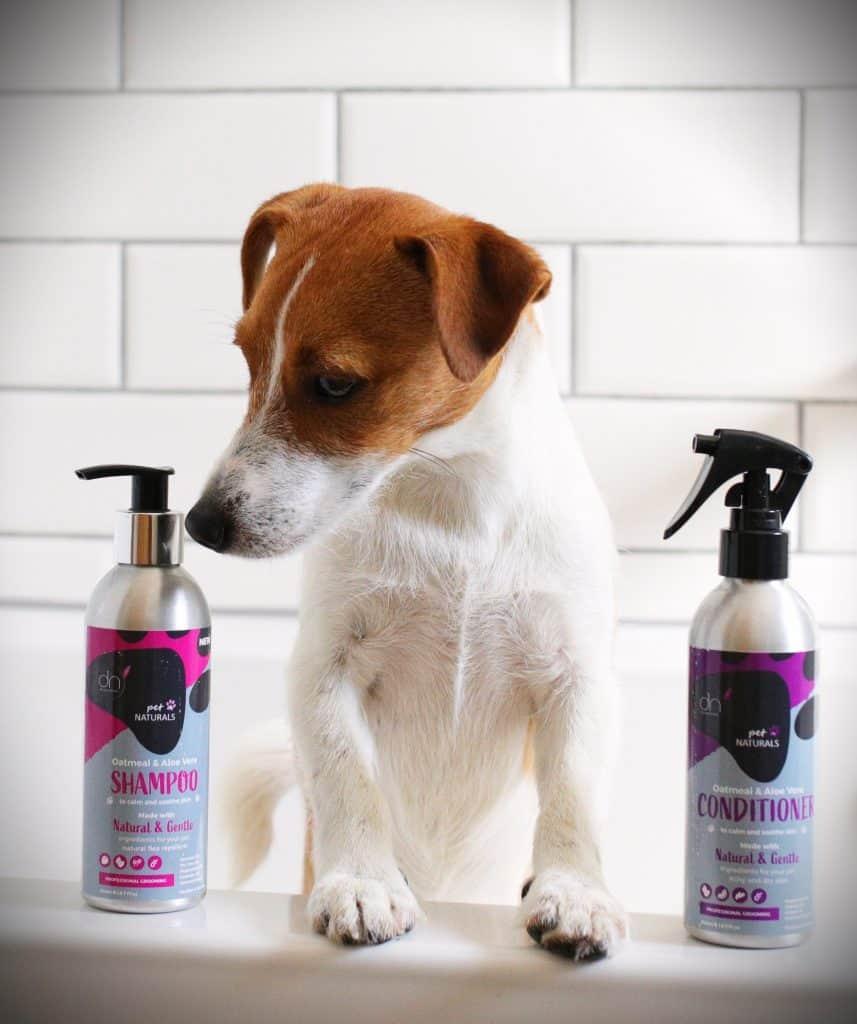 Dermanatural Pet Natural s Dog Grooming Products