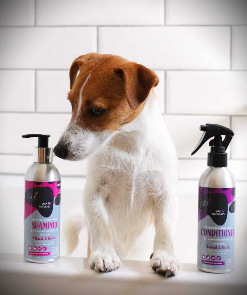 Dermanatural Pet Natural s Dog Grooming Products