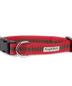 Reg and Bob Red Collar