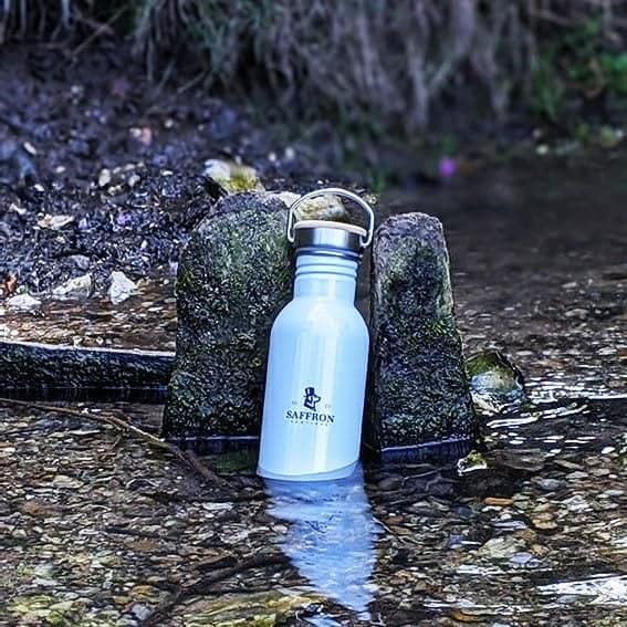 Saffron Pawtique Eco Dog Bottle