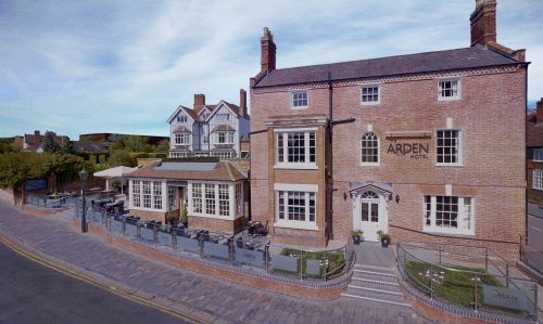 The Arden Hotel Dog Friendly Stratford Upon Avon