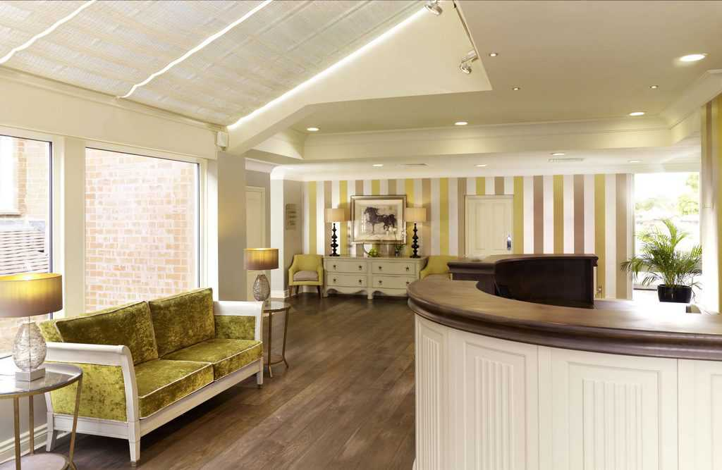 The Arden Hotel Reception Stratford Upon Avon