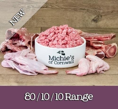 Michies Of Cornwall Artisan Raw Dog Food