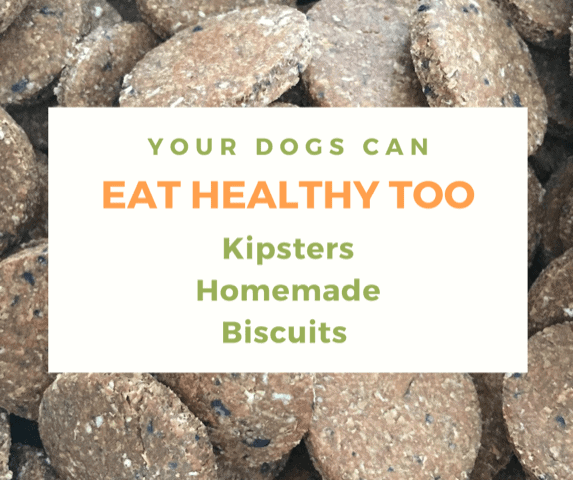 Kipsters Dog Biscuits