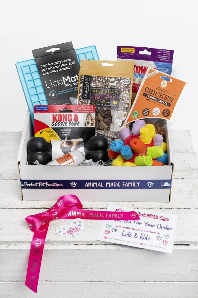 Dog Enrichment Gift Box