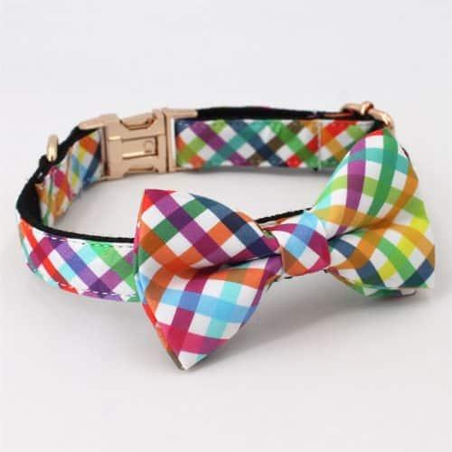 Tartan Dog Collar Penny Lou