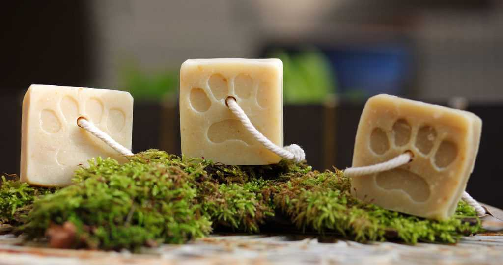 Natural Dog Soap Bar