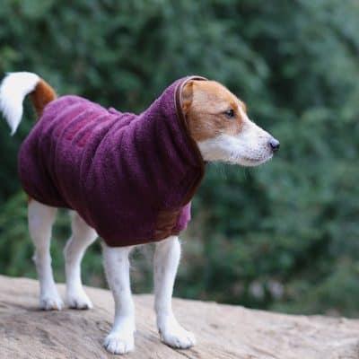 Ruff and Tumble Dog Drying Coat