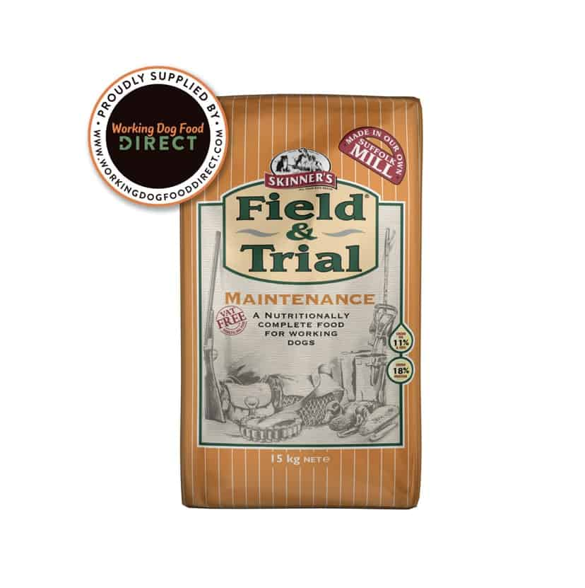 Field and Trial Working Dog Food Direct