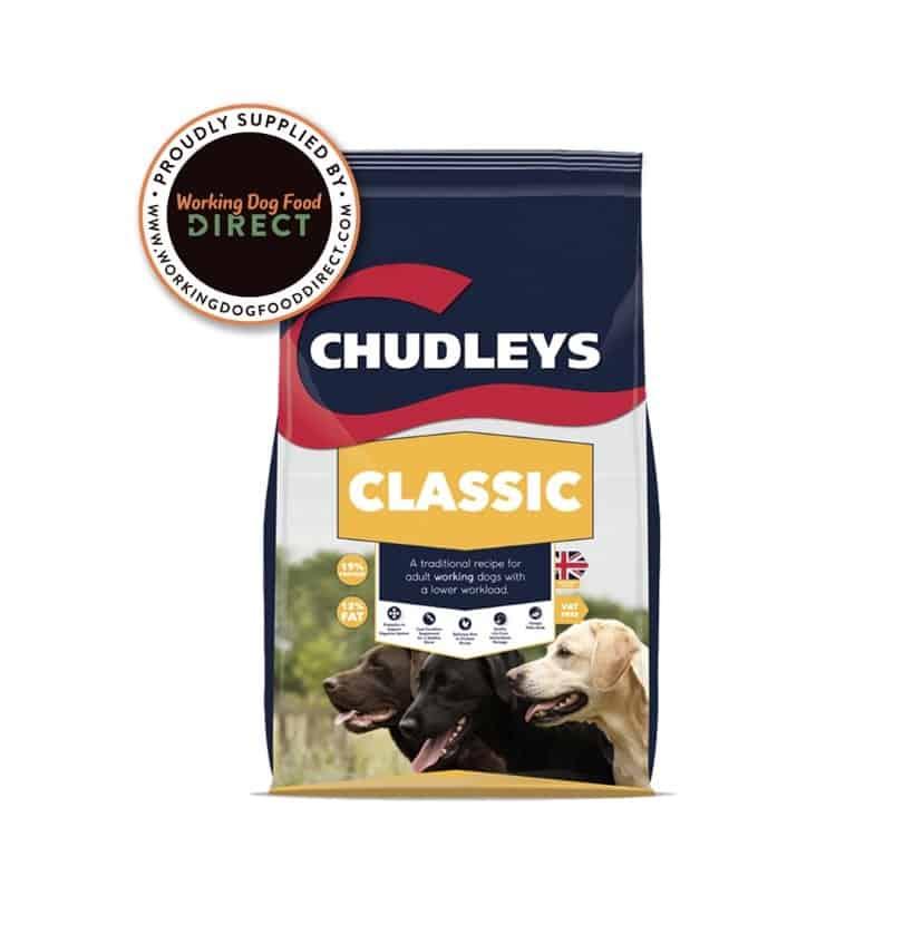 Chudleys Working Dog Food Direct